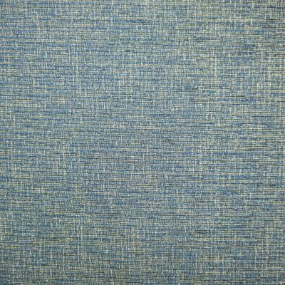 Nanking Blue Chenille Upholstery Fabric - Piccolo 3100