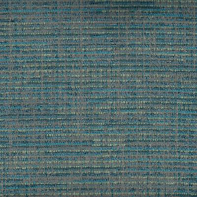 Galapagos Blue Chenille Upholstery Fabric - Luciano 3296