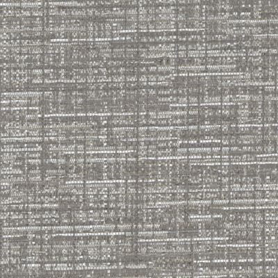 Galvanised Zinc Chenille Upholstery Fabric - Luciano 3300