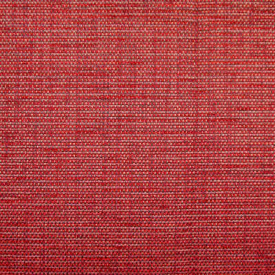 Crimson Flame Chenille Upholstery Fabric - Figaro 2864