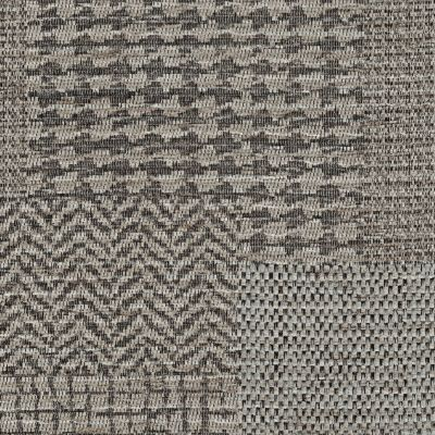 Shale Scree Chenille Upholstery Fabric - Fortuna 3492