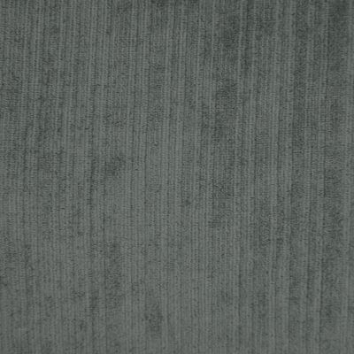 Charcoal Grey Velvet Upholstery Fabric - Assisi 2035