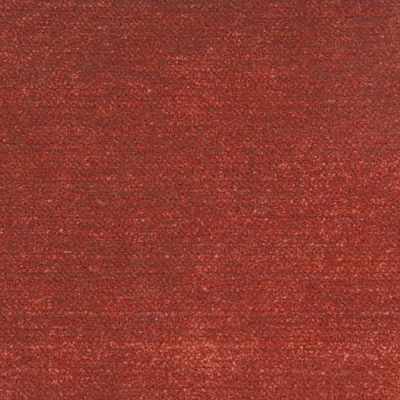 Brick Red Velvet Upholstery Fabric - Brescia 1435