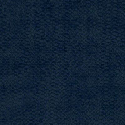 Midnight Blue Velvet Upholstery Fabric - Brescia 1441