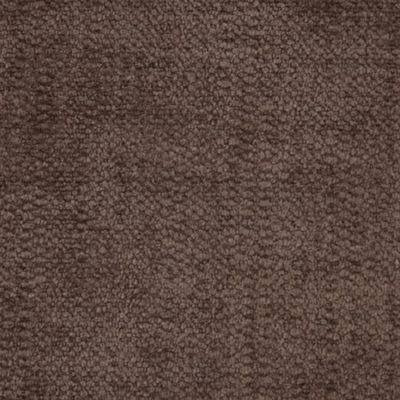 Coffee Velvet Upholstery Fabric - Capri 1455
