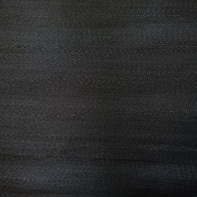 Black Horsehair Upholstery Fabric - Cavallo 1984