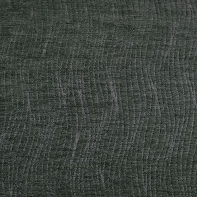 Anthracite Velvet Upholstery Fabric - Lucca 1901