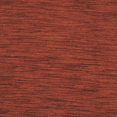 Terracotta Red Chenille Upholstery Fabric - Maranello 1586