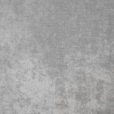 Silver Velvet Upholstery Fabric - Messina 2059