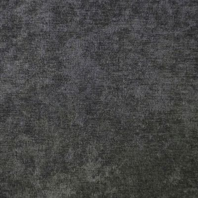 Anthracite Velvet Upholstery Fabric - Messina 2060