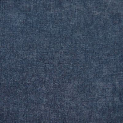 Midnight Blue Velvet Upholstery Fabric - Messina 2063