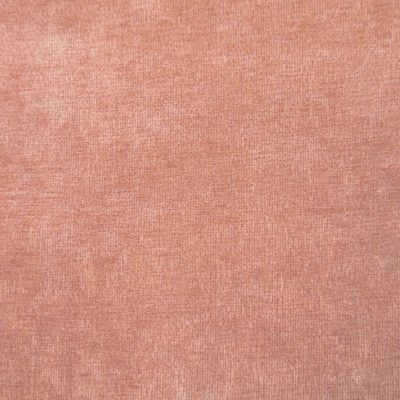 Salmon Pink Velvet Upholstery Fabric - Messina 2064