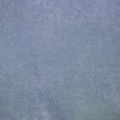 Lavender Blue Velvet Upholstery Fabric - Messina 2066