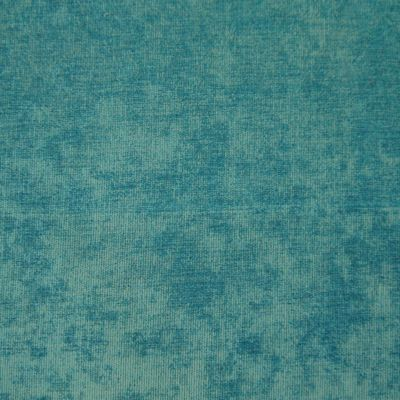 Aquamarine Velvet Upholstery Fabric - Messina 2073