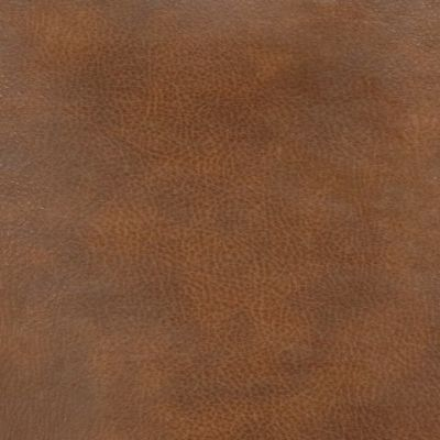 Walnut Faux Leather Upholstery Fabric - Monza 1283