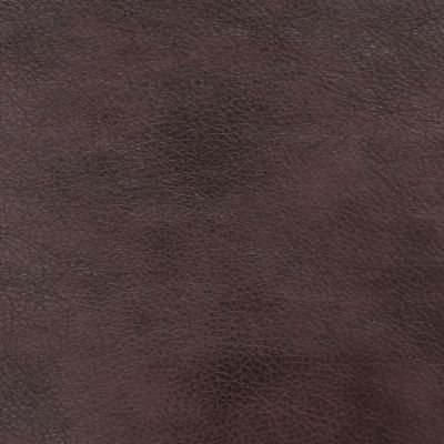 Oxblood Red Faux Leather Upholstery Fabric - Monza 1290