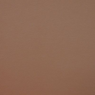 Tan Faux Leather Upholstery Fabric - Nappa 2249