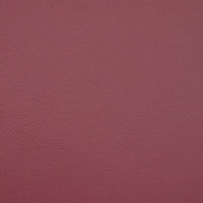 Cranberry Faux Leather Upholstery Fabric - Nappa 2256