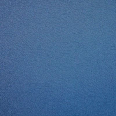 Royal Blue Faux Leather Upholstery Fabric - Nappa 2257
