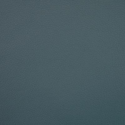 Indigo Grey Faux Leather Upholstery Fabric - Nappa 2258