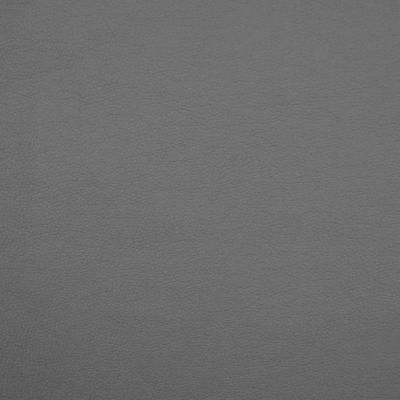 Graphite  Faux Leather Upholstery Fabric - Nappa 2261