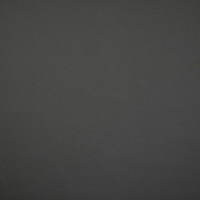 Anthracite Faux Leather Upholstery Fabric - Nappa 2262