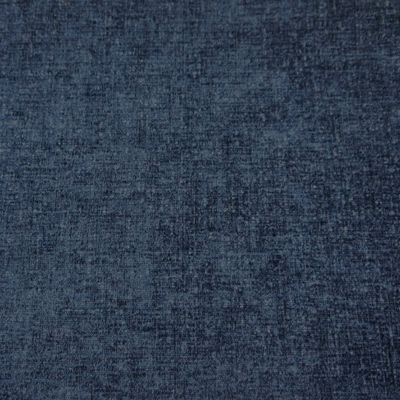 Midnight Blue Chenille Upholstery Fabric - Parma 1851