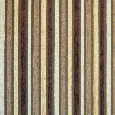 Mocha, Sand, Mink and Oyster Chenille Upholstery Fabric - Puccini 2133