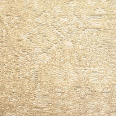 Cream, Beige and Sand Chenille Upholstery Fabric - Rigoletto 2142