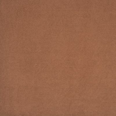 Praline Faux Suede Upholstery Fabric - Salerno 1610