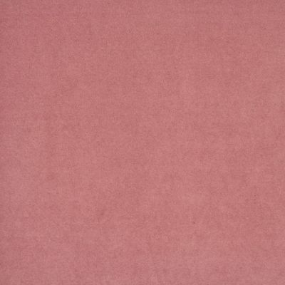 Dusky Pink Faux Suede Upholstery Fabric - Salerno 1614