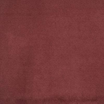 Black Cherry Faux Suede Upholstery Fabric - Salerno 1616