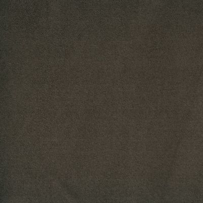 Charcoal Faux Suede Upholstery Fabric - Salerno 1625