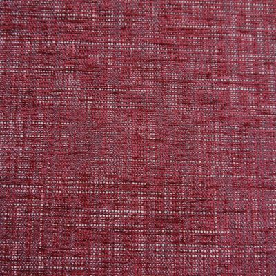 Cherry Red Chenille Upholstery Fabric - Speranza 1884