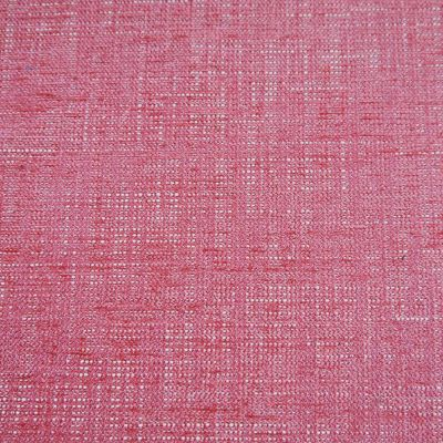 Hot Pink Chenille Upholstery Fabric - Speranza 1889