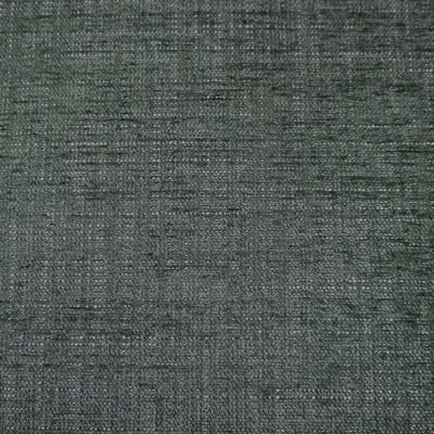 Anthracite Chenille Upholstery Fabric - Speranza 1897