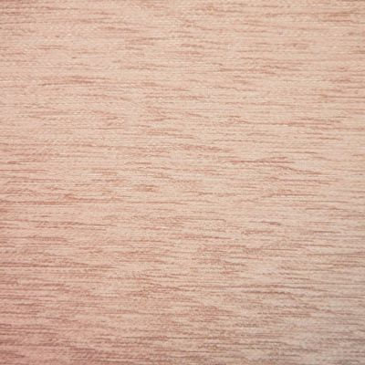 Soft Rose Chenille Upholstery Fabric - Vespa 2344