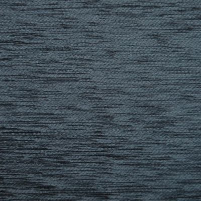 Midnight Blue Chenille Upholstery Fabric - Vespa 2364