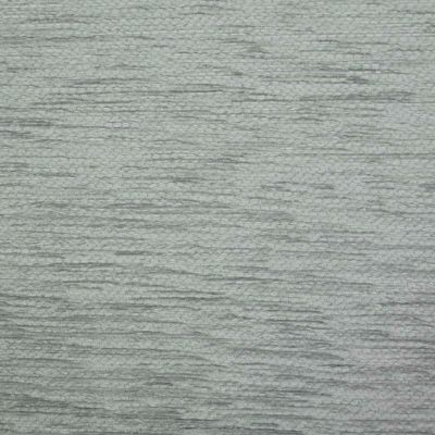 Flannel Grey Chenille Upholstery Fabric - Vespa 2366