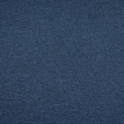 Royal Blue Faux Wool Upholstery Fabric - Vivaldi 1823