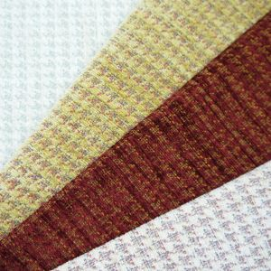 Castello Dogtooth Chenille Upholstery Fabric