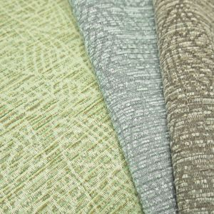 Lucia Leaf Chenille Upholstery Fabric