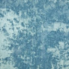 Blue Monday Velvet Upholstery Fabric - Fantasia 2931