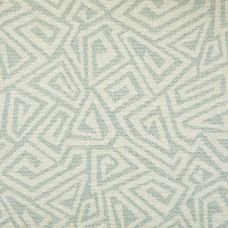 Pale Wedgwood Chenille Upholstery Fabric - Arturo 3841