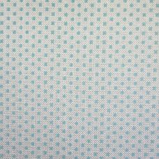Duck Eggshell Flat Weave Upholstery Fabric - Galileo 3019
