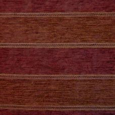 Medici Red Chenille Upholstery Fabric - Palazzo 2738