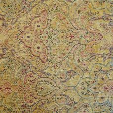 Venetian Gold Chenille Upholstery Fabric - Palazzo 2739