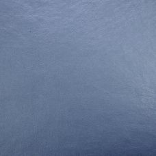 Varsity Blue Faux Leather Upholstery Fabric - Monza 3210