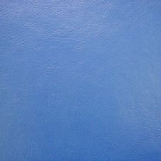 Palatine Blue Faux Leather Upholstery Fabric - Monza 3211