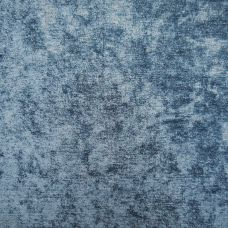 Cambridge Blue Chenille Upholstery Fabric - Opera 3139
